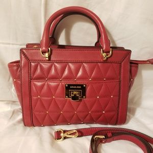 Michael kor satchel  new with tag